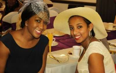 Save The Date For The 5th Annual Atlanta Zambian Women With Influence Tea Party!