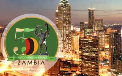 Zambia @ 55 Independence Celebrations – October 18th & October 19th